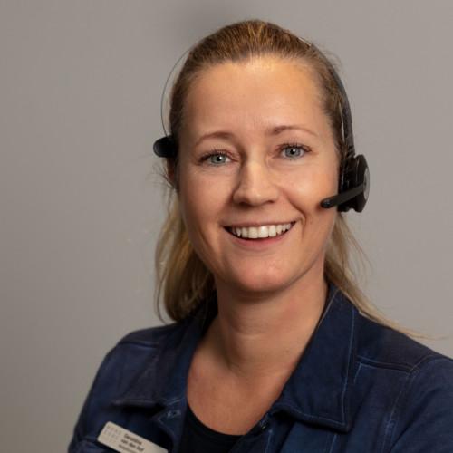 Geraldine van den Hof